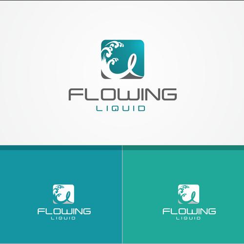 Flowingliquid Design A Earthy And Economical Logo For A Progressive Tech Company Logo Design Contest Logo Branding Identity Logo Design Typography
