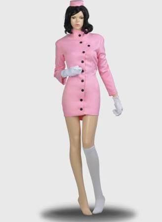 Dr. girlfriend costume
