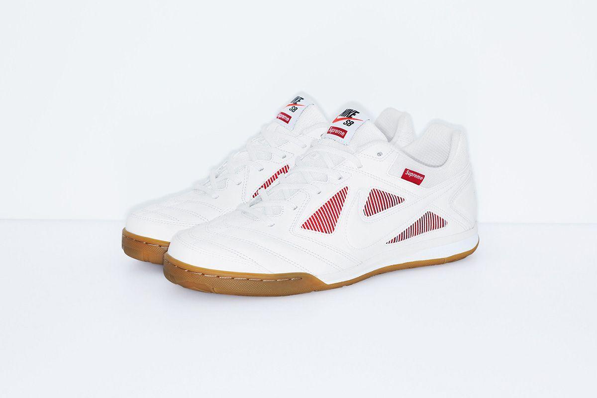 tímido hipoteca Botánica  Supreme x Nike Sb Gato: Release Date, Price & Info   Nike sb, Shoes mens,  Nike