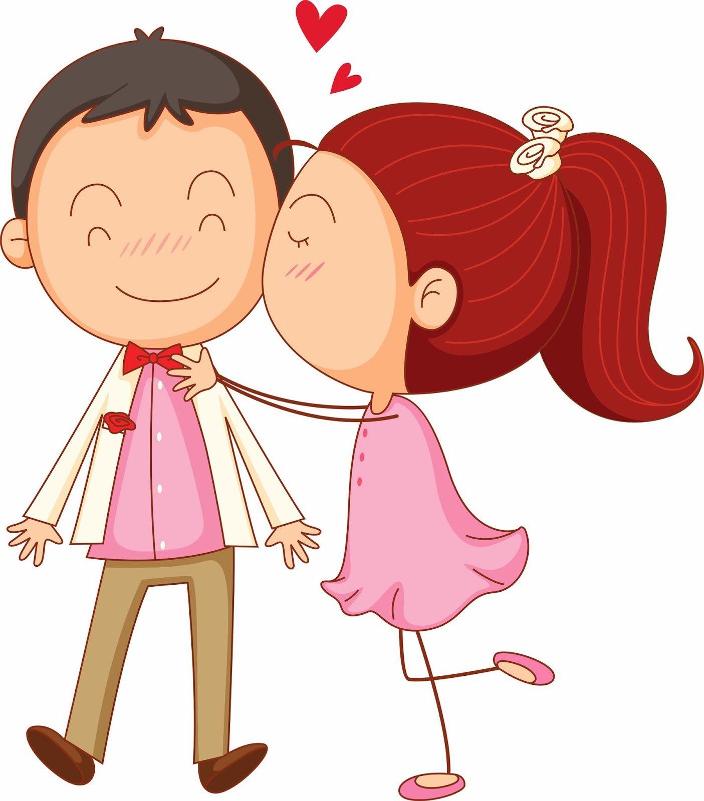 Joyful Expressions Good Monday Morning Valentines Day Cartoons Valentine Cartoon Love Cartoon Couple