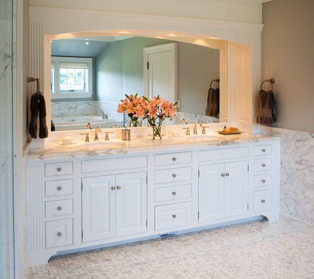 Customized Bathroom Vanity Custom