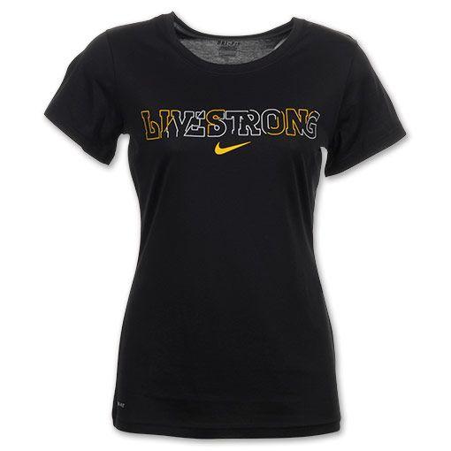 Nike LIVESTRONG Foundation Women's T-Shirt