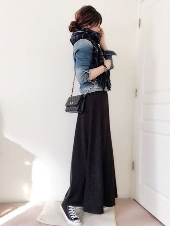 Über 30 liebenswerte Outfits mit langen Röcken - Un / Clothed - #long # love ... - Kleider - #Clothed #Kleider #langen #liebenswerte #long #Love #mit #Outfits #Röcken #Über
