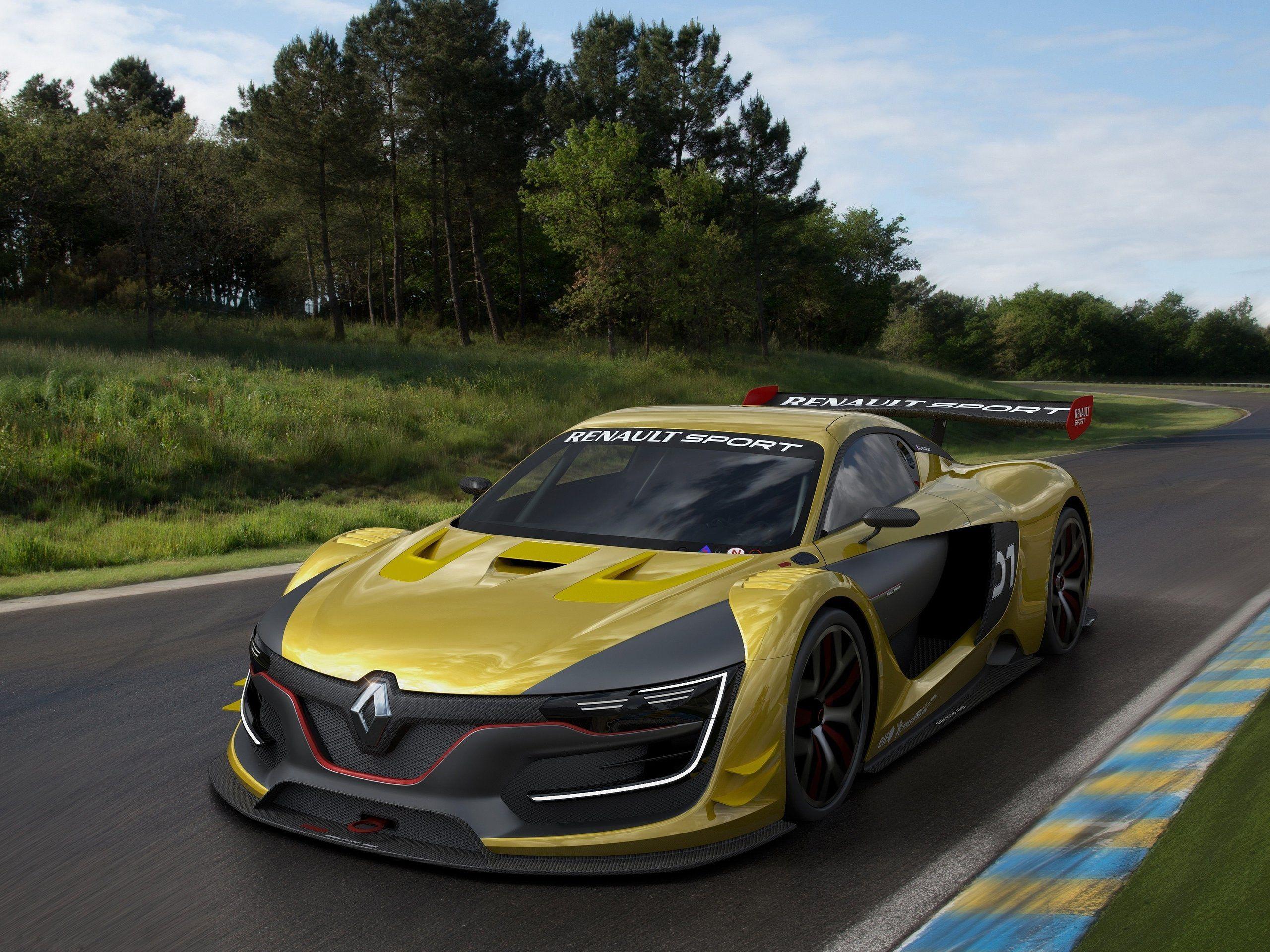 Renault Sport RS 01 2015 Wallpaper