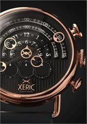 Xeric Halograph Chrono Rosegold Watch