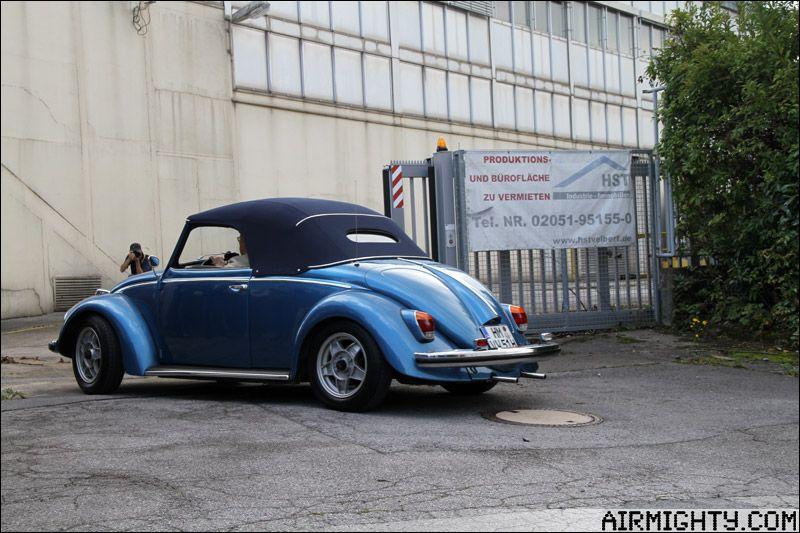 AirMighty.com: El VW refrigerado por aire del sitio - Karosserie Hebmüller Treffen 2014
