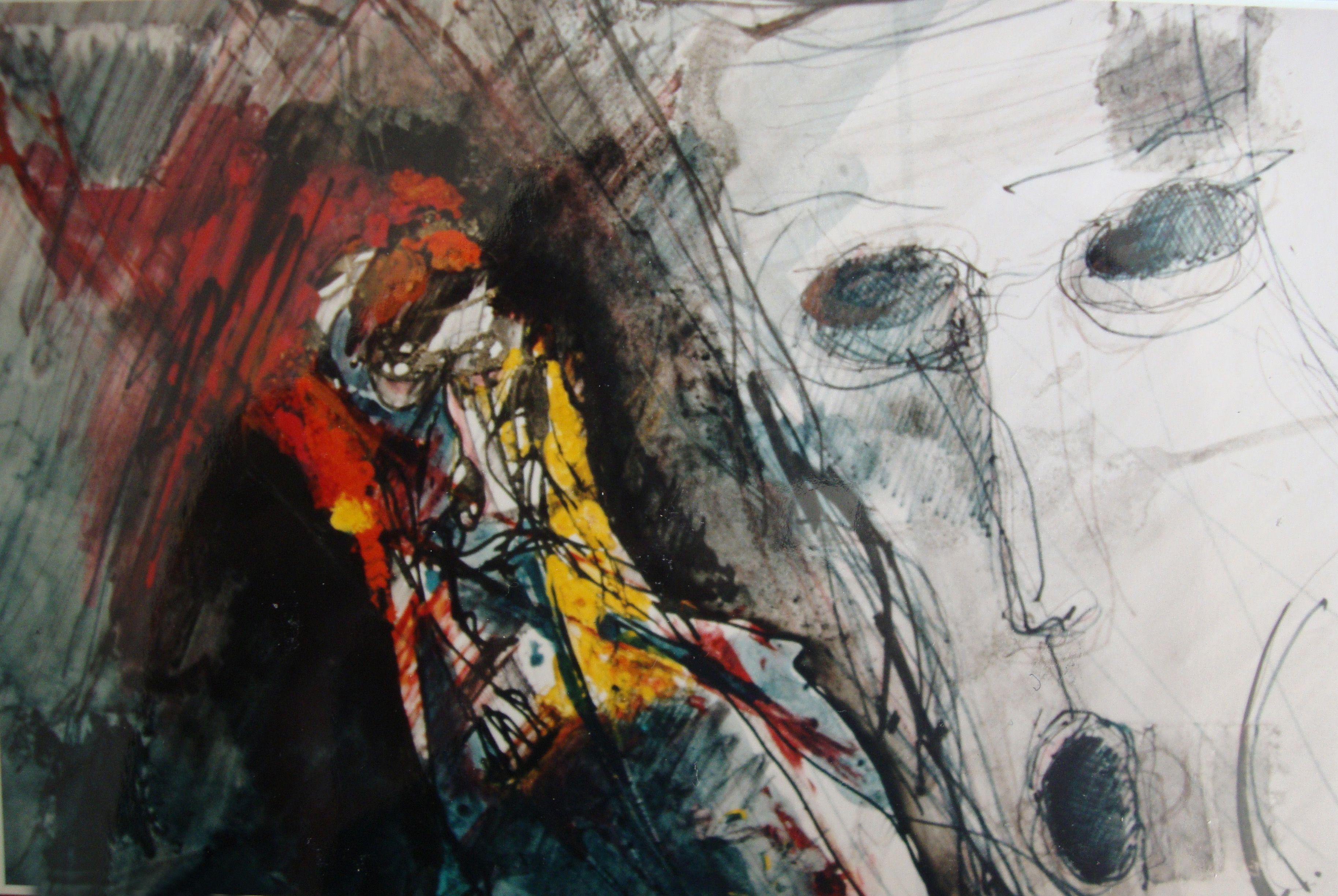 Épinglé par DANIEL NIKOLIC sur Peintures de Maximus Leo | Peinture