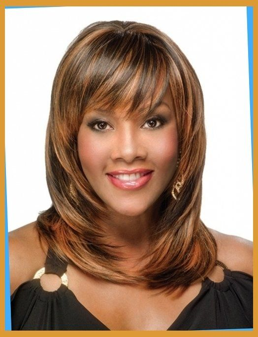 Choosing Hair Color For Dark Skin Tone In The Awesome Hair Color On