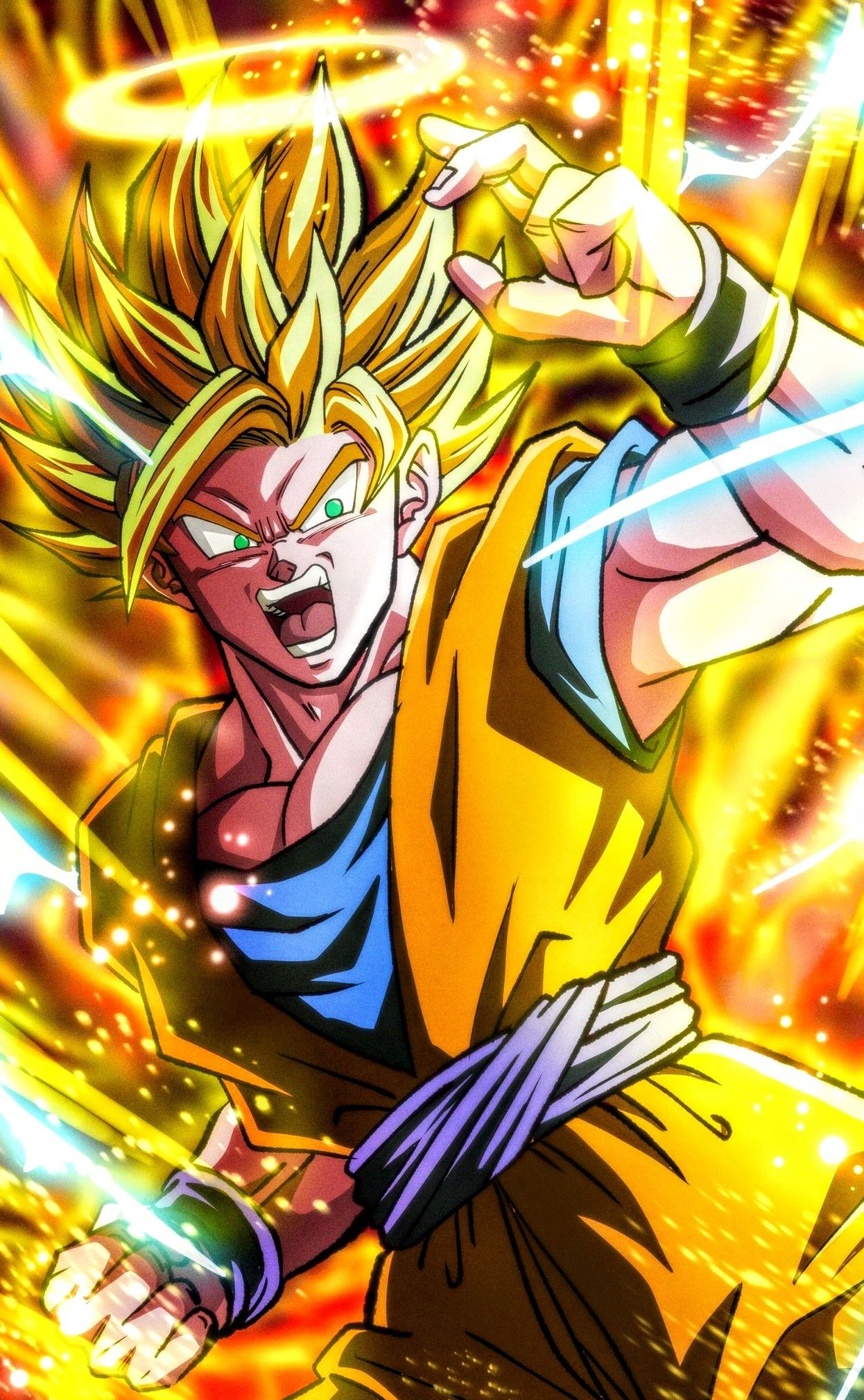 Goku Ssj2 Anime Dragon Ball Goku Dragon Ball Super Manga Dragon Ball Art Son goku dragon ball super saiyan