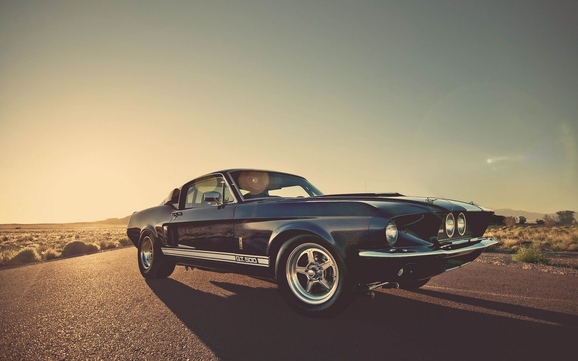 Wallpapers Hd Autos Coches Con Imagenes Mustang Gt500