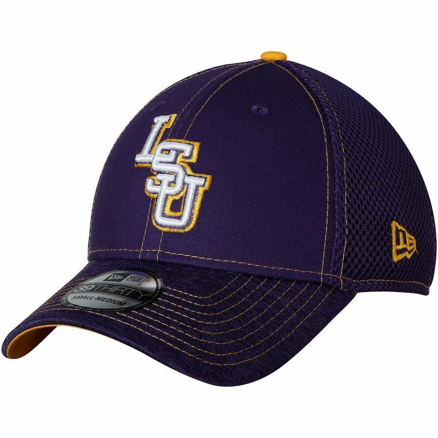 b0a68eb2d3eca Men s Top of the World Purple LSU Tigers Choice Flex Hat