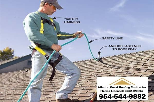 Roofing Safety Measures – Atlantic Coast Roofing Contractors, LLC