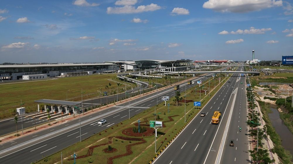 Noi Bai airport