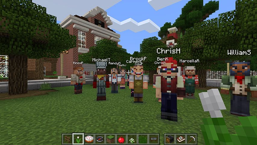 What Is Minecraft Minecraft Education Edition Education Game Based Learning Minecraft School