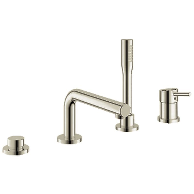 Grohe 19 576 Tub, Faucet, Brushed nickel faucet