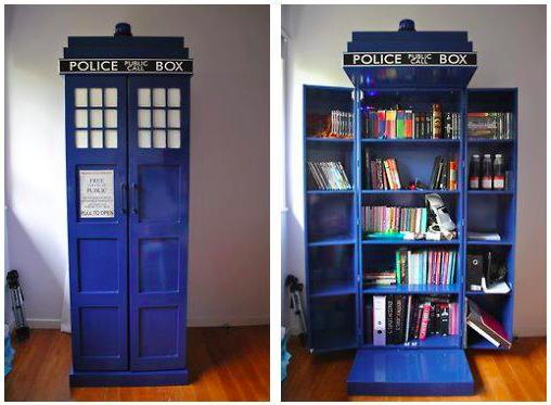 TARDIS Storage