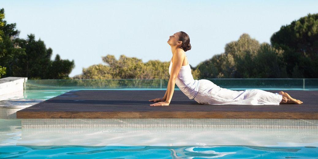 Yogaretreat in Indien – Tiefenentspannung garantiert © Shutterstock.com