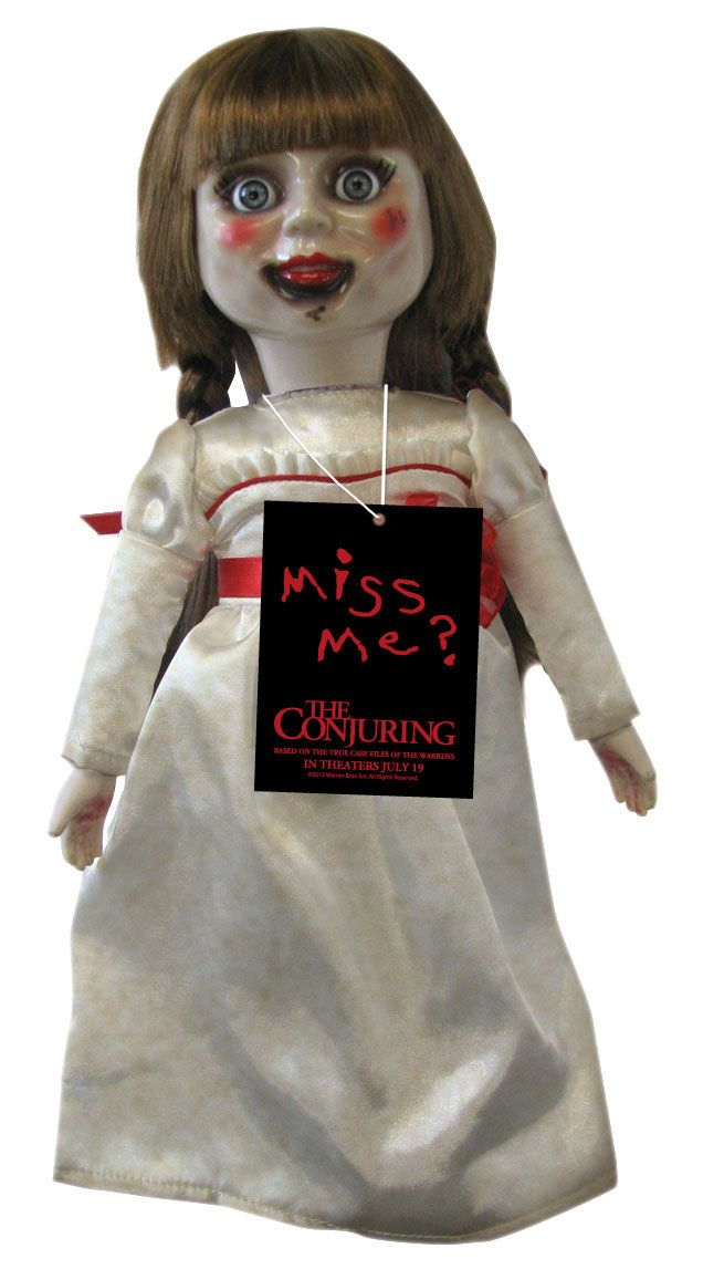 Annabelle Doll, based on another case investigated by Ed & Lorraine