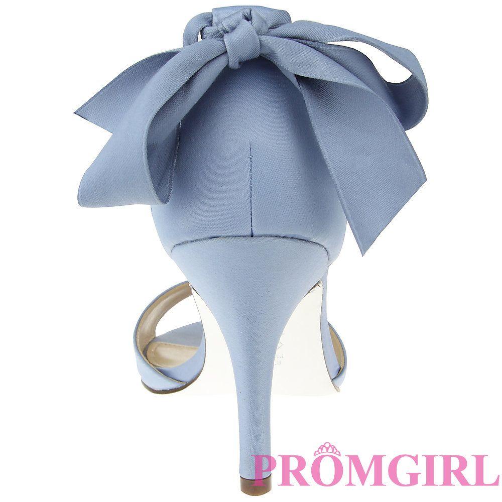 designer prom heels