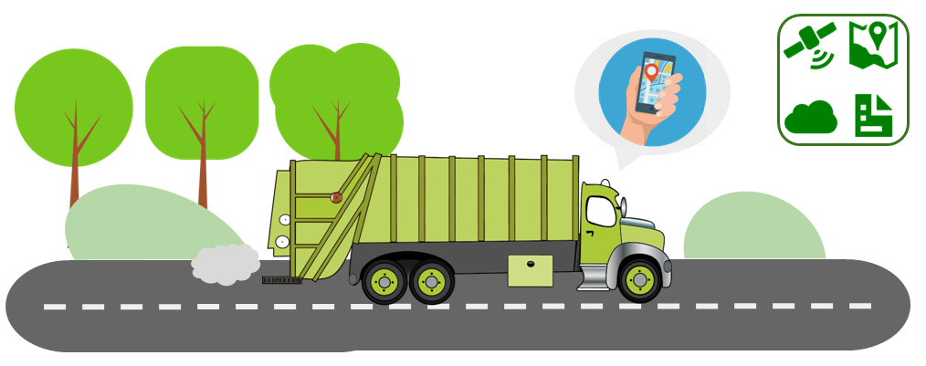 Smart Waste Management System using IOT. The Indian