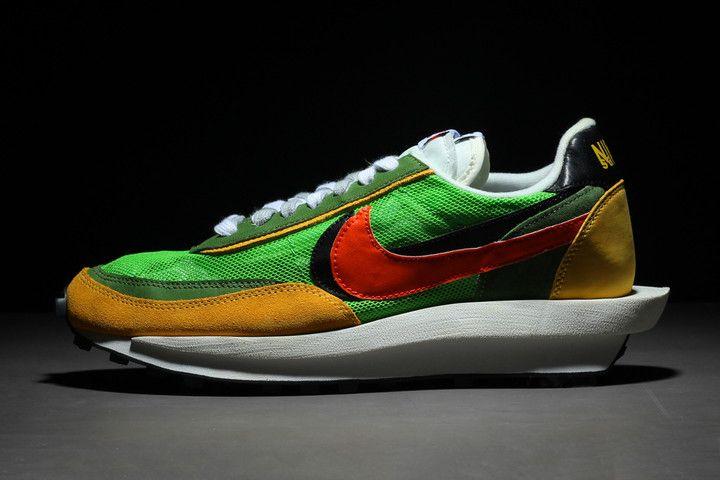 5fe20ca328d3 A Closer Look at the sacai x Nike LDV Waffle Daybreak в 2019 г ...