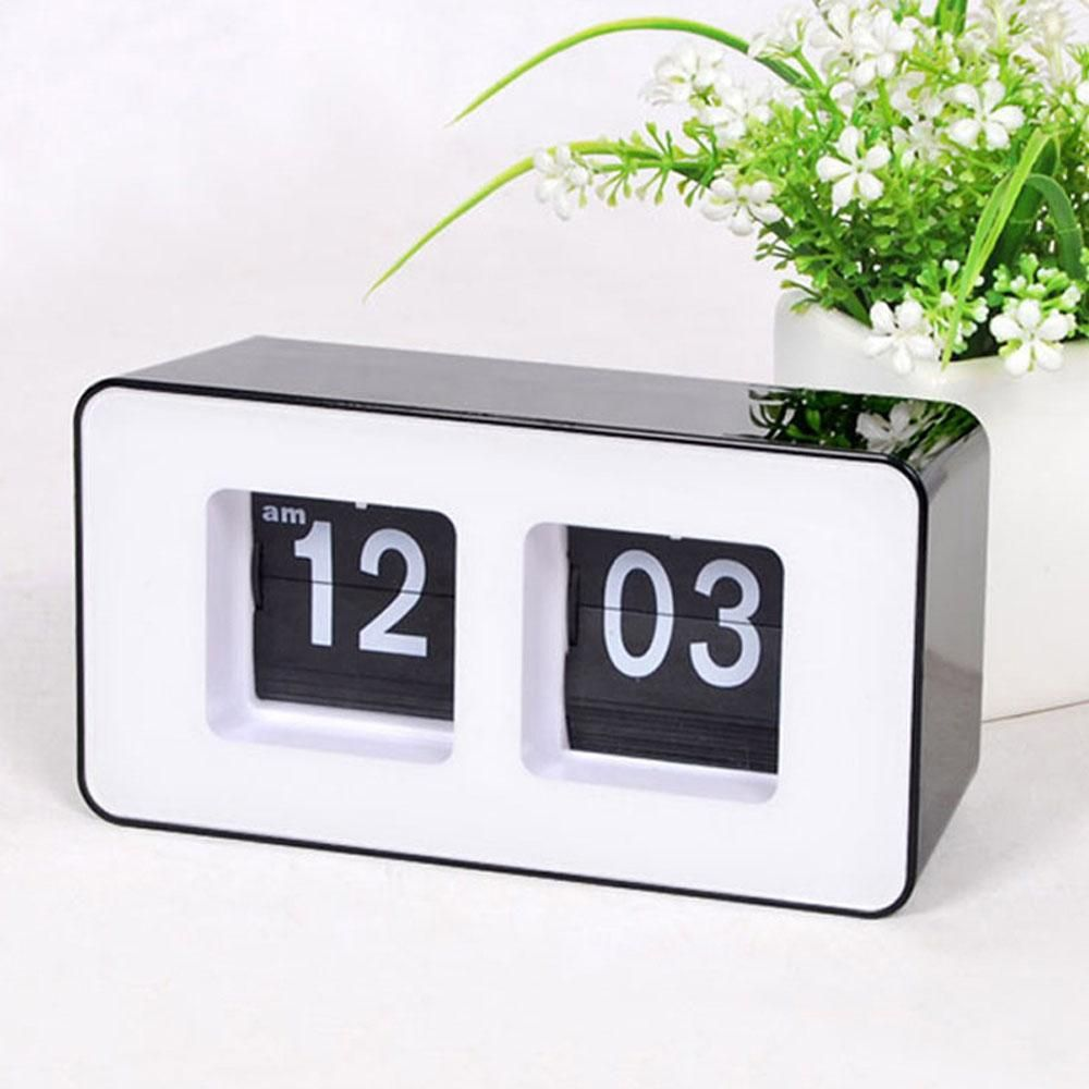 Simple Modern Alarm Clock High Quality New Design Simple Modern Unique Retro Concise Simple