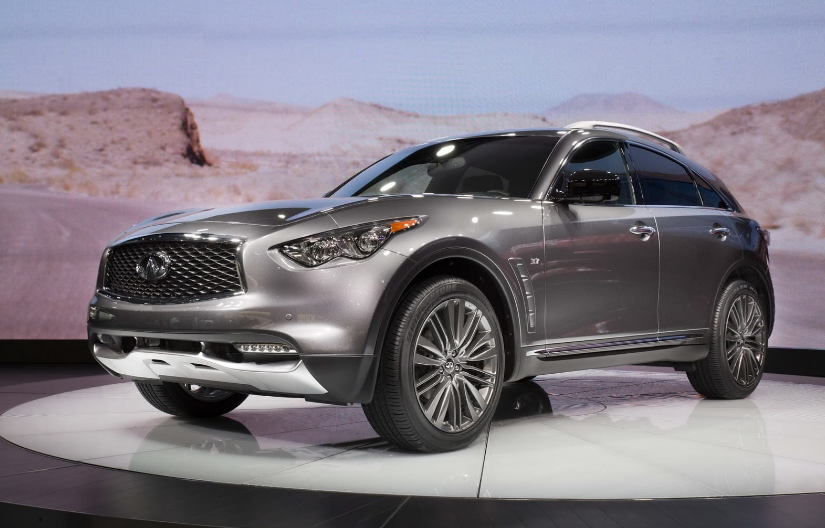 2018 infiniti new cars. Wonderful New 2018 Infiniti QX70  Will Coming Soon The SUV Designs Are  Every Well For Infiniti New Cars