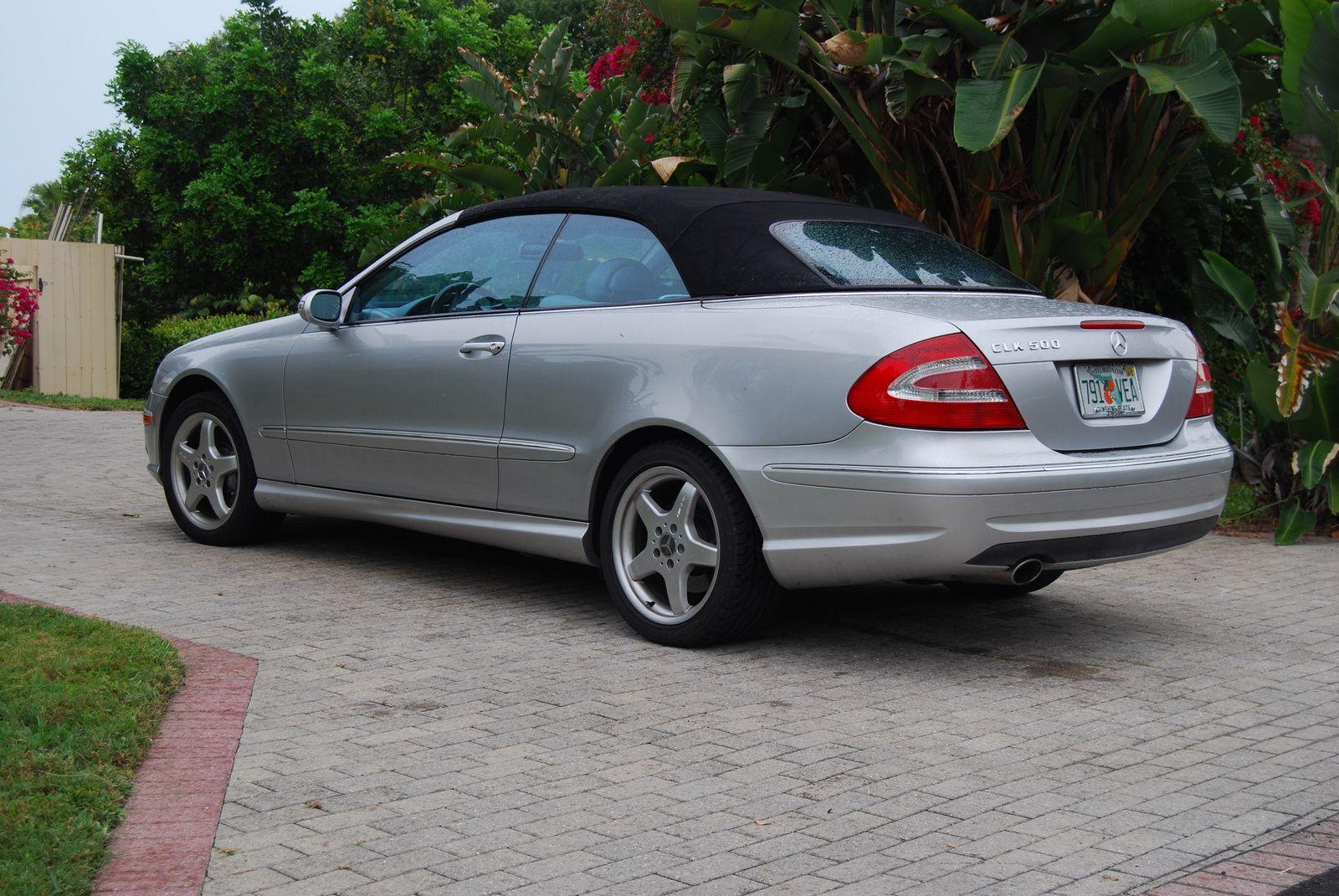 2004 Mercedes Benz Clk Class Pictures Mercedes Benz Mercedes Benz Convertible Mercedes Clk
