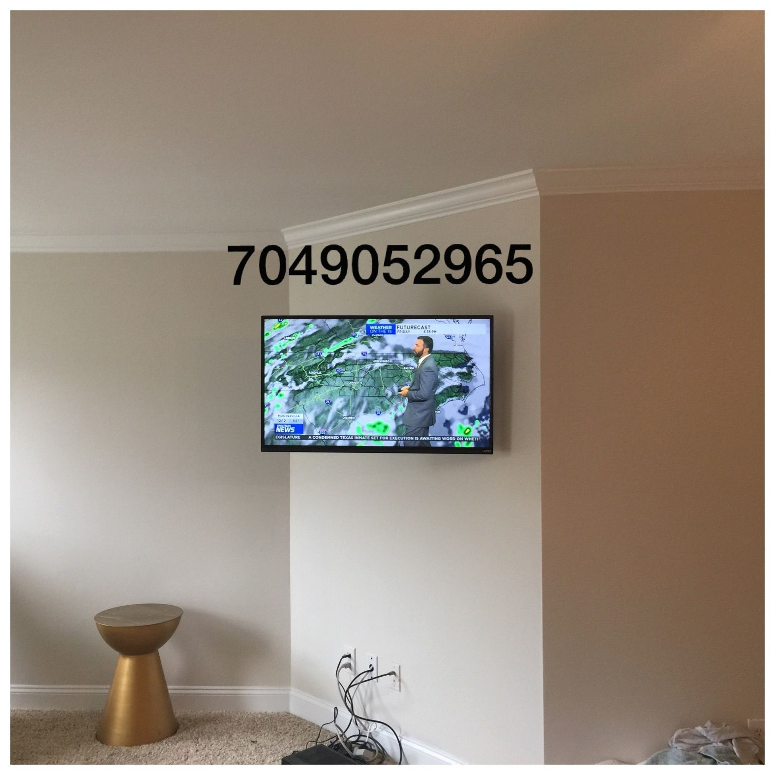 Pin by TV Mounting Service Charlotte on TV Wall Mounting
