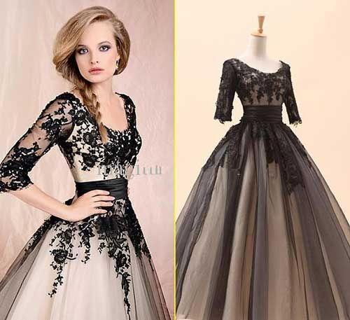 20 Sik Prenses Elbise Modelleri Hanimlarin En Begendigi Giysi