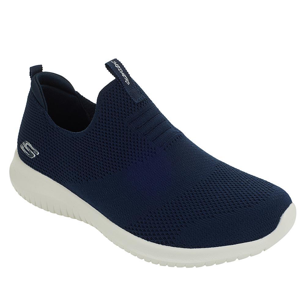 Skechers Ultra Flex First Take Sneaker Black Skechers