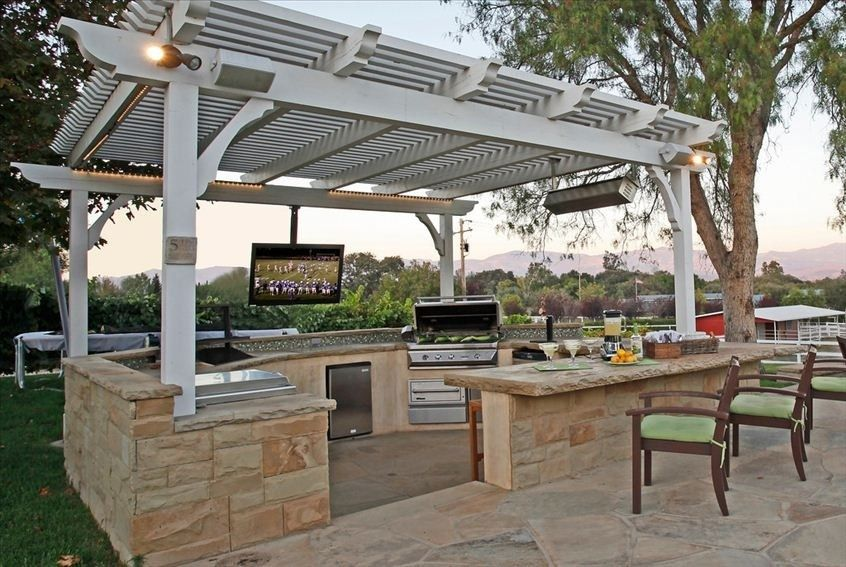Covered Cabana Bar Kitchen Outdoor Outdoor Kitchen Design Layout Outdoor Kitchen Bars Outdoor Kitchen Design