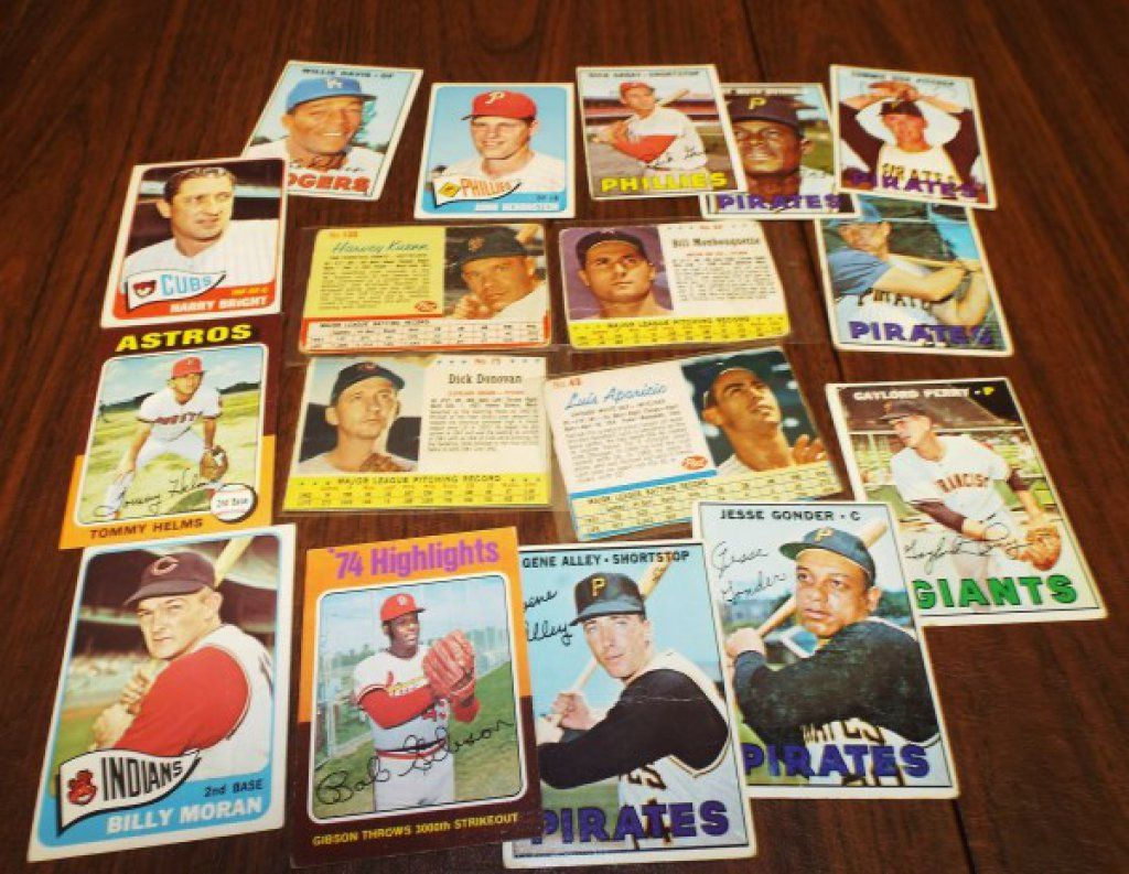 Vintagebaseballcardcollection Collection Of Vintage