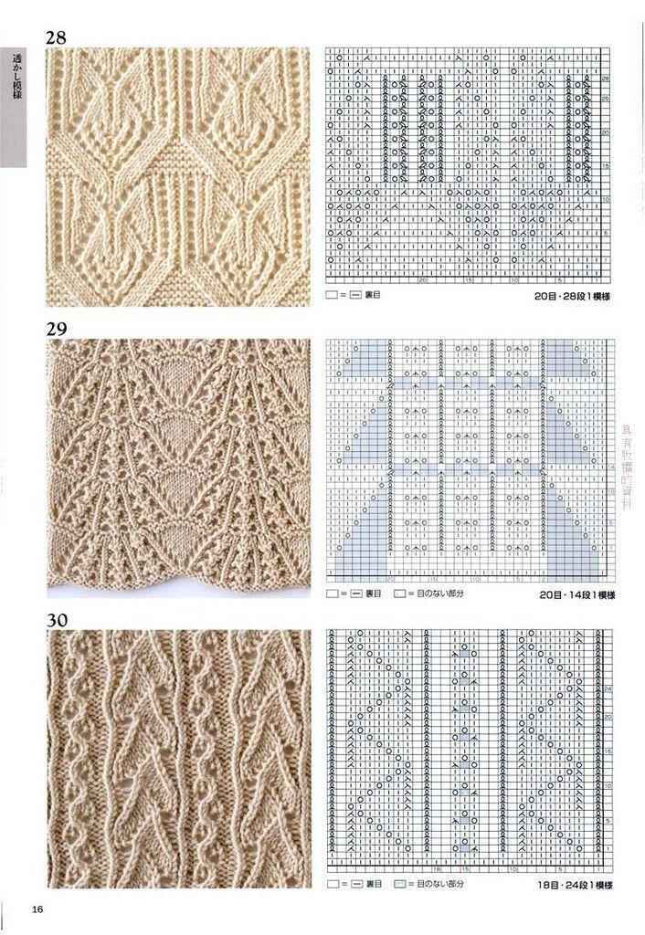 Книга:«Knitting Pattern Book 260 by Hitomi Shida». Обсуждение на ...