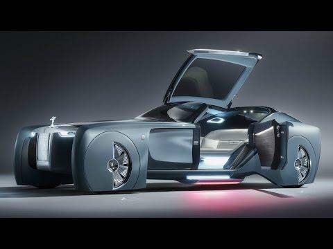 (335) Rolls-Royce 103EX Concept Design - YouTube