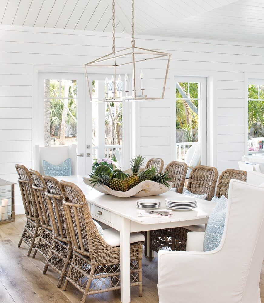 Hobe Sound Florida Beach Cottage   Sugars Beach   Coastal dining ...