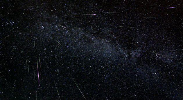 Se verá una lluvia de estrellas, Vida Moderna - Semana.com - Últimas Noticias