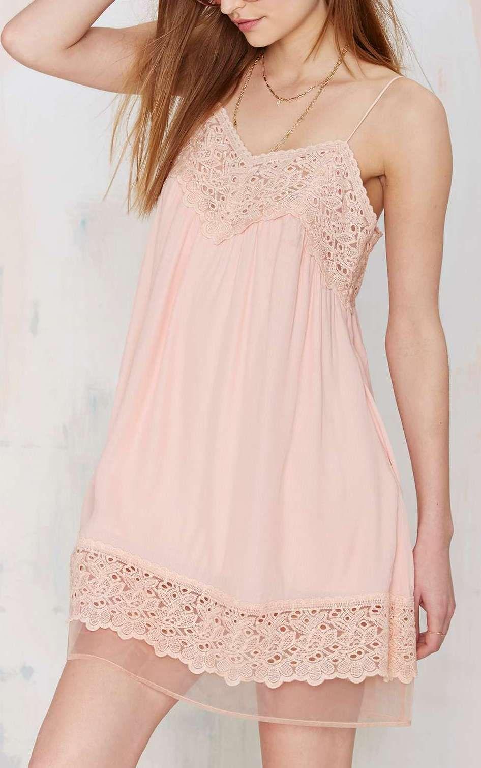 Joa Sweet Emotion Lace Dress   Pretty in PEACH!   Pinterest ...