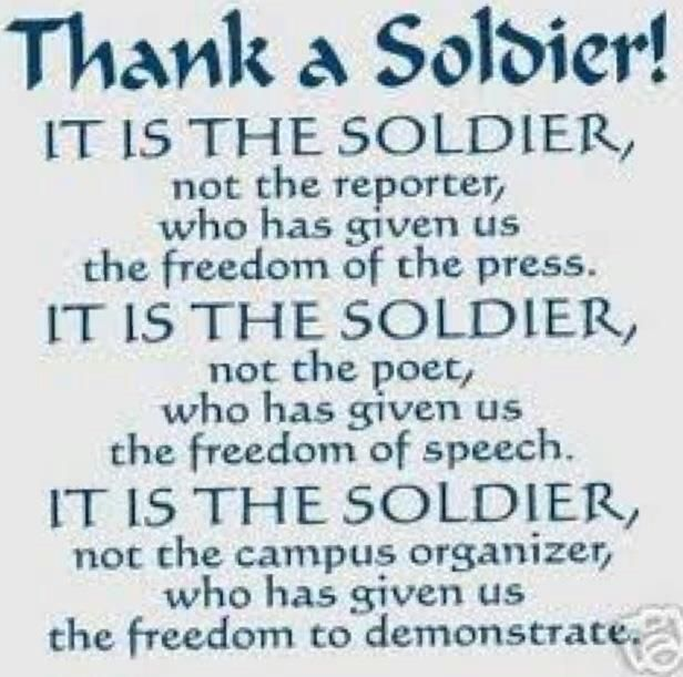 Thank You Quotes For Soldiers See Many Other Inspirational Quotes