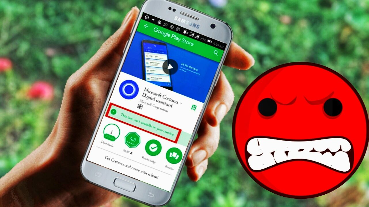 How To Install Apps Or Games That Is Not Available In Your