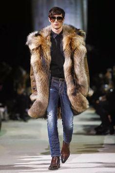 Dsquared2 Fall/Winter 2015 Menswear