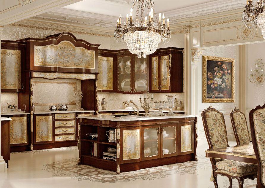 Beautiful cucine di pregio photos - Cucine famose marche ...