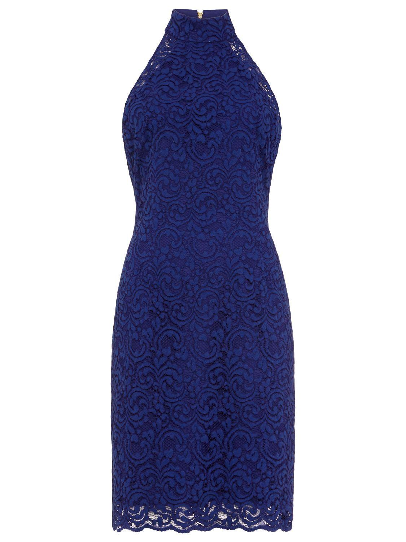 Damsel in a Dress Edolie Lace Dress, Cobalt Blue #cobaltdress