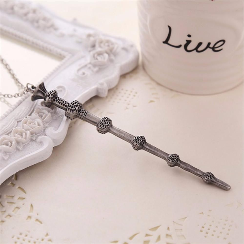 Harry Potter Magic Wand Necklace