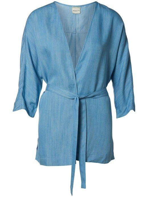 Dina denim Kimono Selected Femme