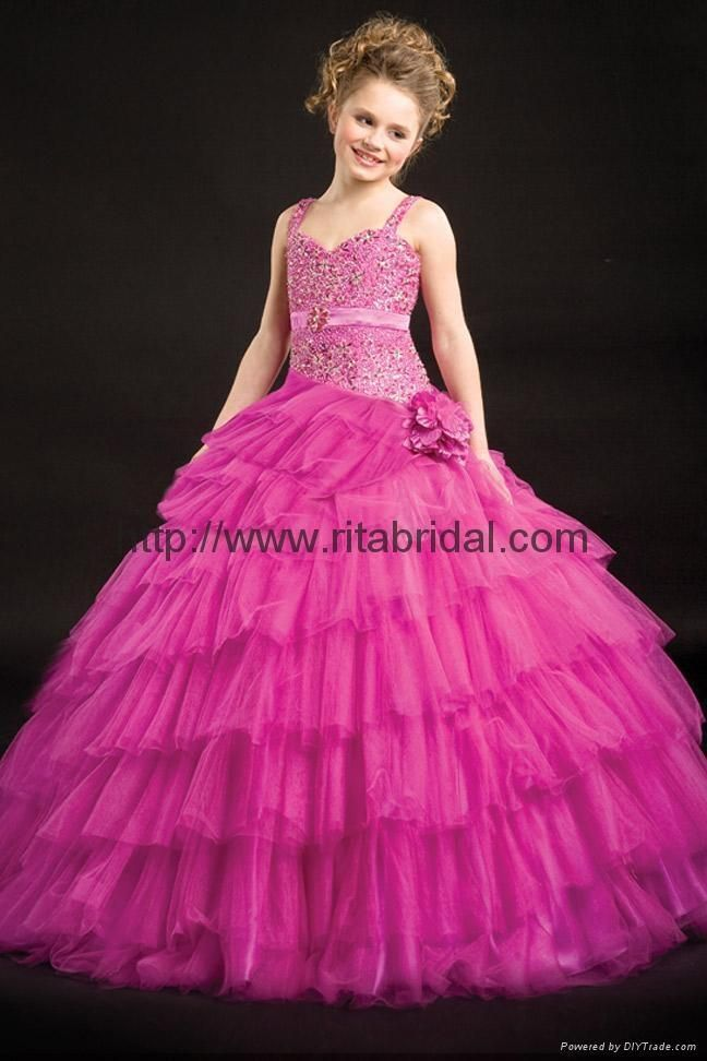 girl prom dress prom for girls for kids - gown idea | Pretty prom ...