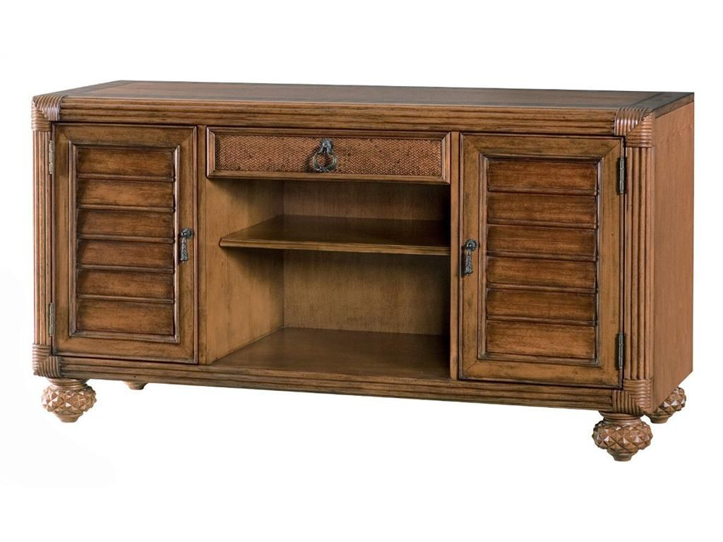 Hammary Home Entertainment Entertainment Console 079-595 - Norris Furniture & Interiors - Fort Myers and Naples, FL