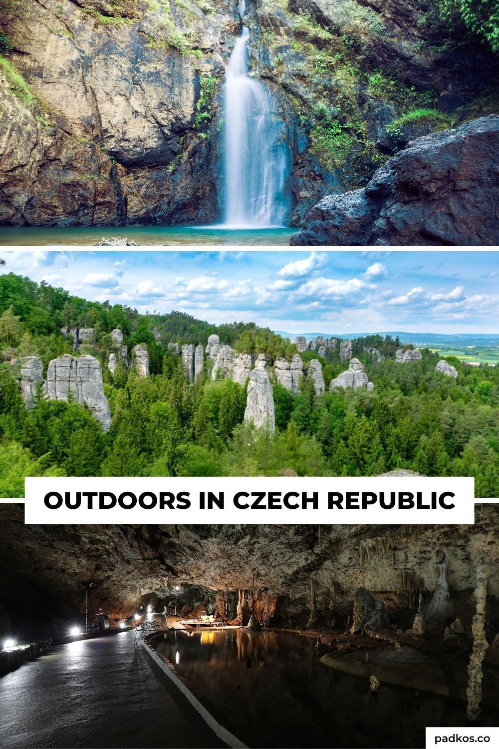 9 Best Places To Visit In The Czech Republic For Nature Lovers Prague Places To Visit Cool Places To Visit Places To Visit