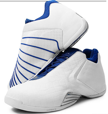 watch 9e4fa d020b Adidas T-Mac III - reiterating that Adidas tends to lean on the heavy side,  these kicks were flashy for any guard who wore them
