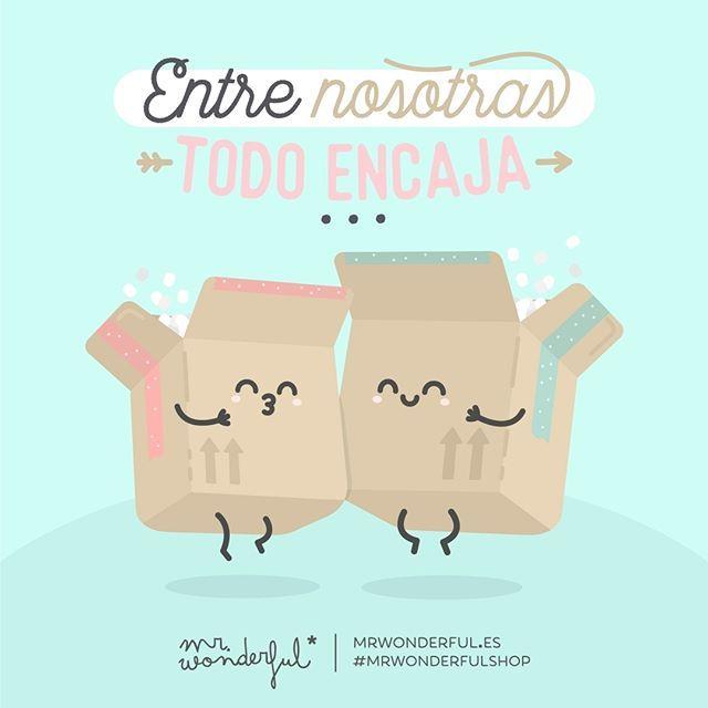 En Caja Mor Pinterest Amor Amistad Y Frases